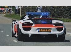 Recordpoging politie Porsches   YouTube