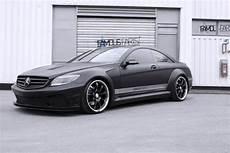 cl 500 amg mercedes cl 500 black matte edition by parts