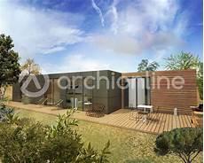 maison container archionline