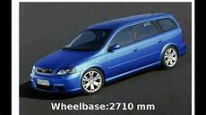 2002 Opel Astra Opc Station Wagon Specs And Features