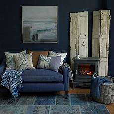 Home Decor Ideas For Living Room Blue by 25 Best Ideas About Denim Sofa On Bench