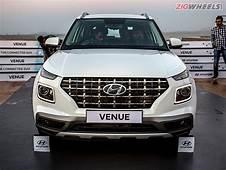 Hyundai Venue First Impressions  ZigWheels