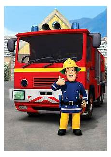 tapete feuerwehrmann sam fireman sam poster and his engine quality large