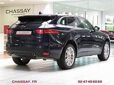 jaguar 4x4 occasion automobiles chassay 224 tours jaguar f pace prestige 4x4