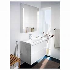 mobili bagno ikea ikea storjorm mirror cabinet w 2 doors light white in