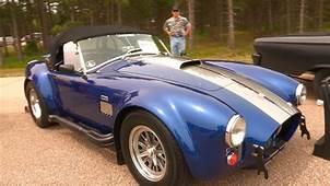 1965 Superformance Shelby 427 Cobra SC GT40 Race Tremec