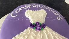 beautiful homemade and tasty bridal shower cake youtube