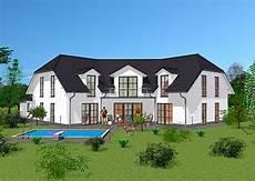 Landhaus Mit Einliegerwohnung Bauen Mit Gse Haus