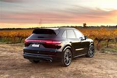 porsche cayenne turbo 2018 porsche cayenne turbo 2018 rear hd cars 4k wallpapers