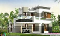 contemporary kerala house plans 1549 square feet 4 bedroom contemporary house plan