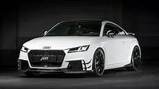 2017 Audi Tt Rs R By Abt Sportsline Top Speed