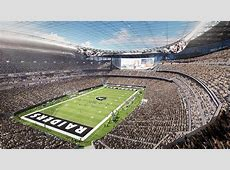 raiders las vegas stadium location