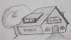 Wie Zeichnet Ein Haus