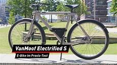 vanmoof electrified s im test das perfekte ebike