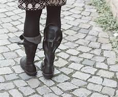 trippen warrior closed damen stiefel schwarz stiefel
