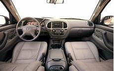 how cars engines work 2002 toyota sequoia navigation system 2001 toyota sequoia road test review truck trend