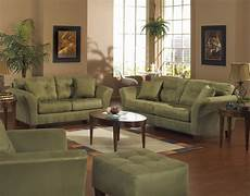 green sofa style architecture interior design