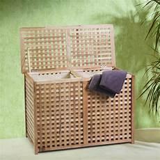 Wäschesammler Selber Bauen - aktuelle artikel waeschebox sauna aus walnussholz