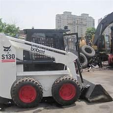 used wheel loader bobcat s130 buy used bobcat skid steer