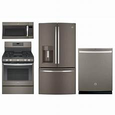 Kitchen Appliances Packages On Sale by Ge 4 Kitchen Appliance Package With Gas Range