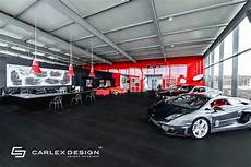 Auto Garage Design by Check Out Carlex Design S New Garage The Hog Ring