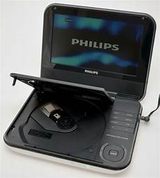 Portabler Dvd Player - philips pd700 37 7 quot white portable dvd player car
