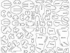 buffalo 3d puzzle dxf file free download 3axis co