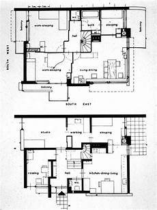 gropius house floor plan many modernisms jhennifer a amundson ph d schroder