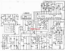 electric fan infrared remote control circuit greatwall fs26 40 repository circuits