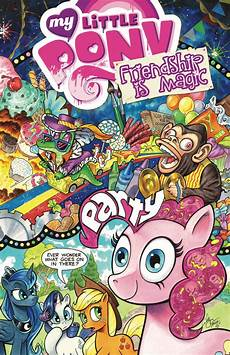 my pony friendship is magic vol 10 idw publishing