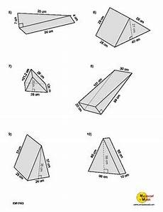 surface area of a triangular prism by maisonet math middle school resources