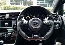vw golf mk7 r custom steering wheel for richie morrison