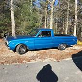1963 Ford Falcon Ranchero For Sale 1899653  Hemmings