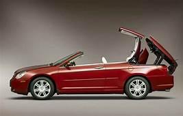 Best Cars Reviews 2011 Chrysler Sebring Convertible