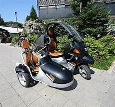 Bmw C1 Sidecar