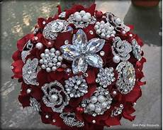 diy brooch bouquet kit 50 pieces medium by bluepetyl on