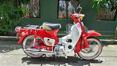 C70 Modif Trail by Honda C70 Jual Motor Honda Astrea Bekasi