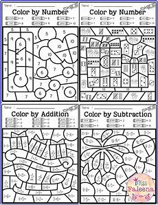 color by number addition and subtraction worksheets free 16290 free color by code math color by number addition subtraction preschool math