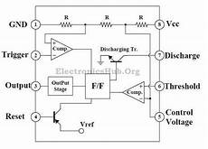 police siren circuit using ne555 timer electronic projects