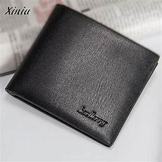 Xiniu Two Size Wallet High Quality Business Mens Money Bag