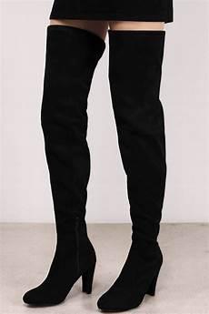 trendy black boots black boots suede boots black