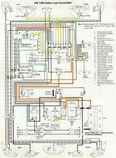 1951 vw bug wiring harness painless other diagrams