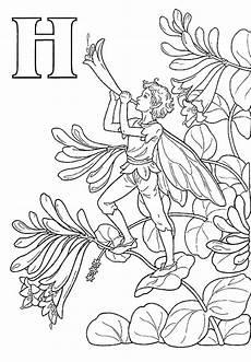 Elfen Malvorlagen Name Malvorlage Animaatjes Alphabet Elfen 4