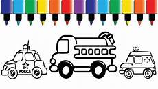emergency services vehicles colouring pages 16512 emergency services colouring sheets animated coloring pages