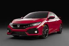 honda civic 2017 honda civic si debuts at la auto show autonation drive automotive