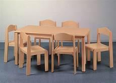 tischle kinder kinder tischgruppe gross 6 st 252 hle kindergartenqualit 228 t