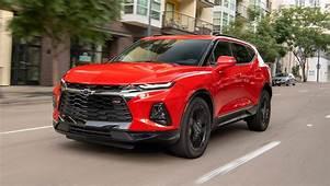 2019 Chevrolet Blazer Review  First Drive
