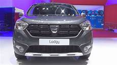 Dacia Lodgy Stepway 2017 - dacia lodgy stepway unlimited dci 110 s s 2017 exterior