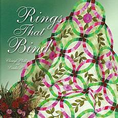 rings that bind cheryl phillips new book template double wedding ring quilt 9780967789446 ebay