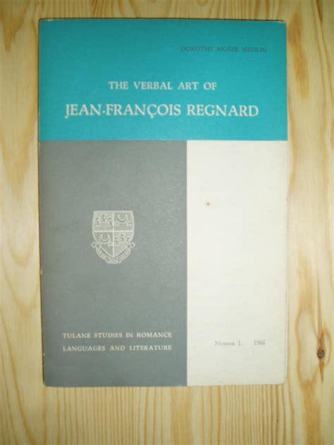 Jean Francois Regnard